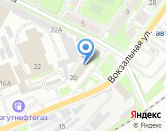 Компания Строй-Альянс на карте города