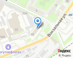 Компания Триколор на карте города