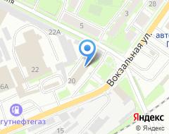 Компания МЕГАЛИТ на карте города