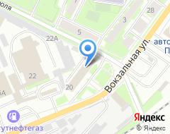 Компания ДИПОС-СЕРВИС на карте города