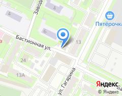 Компания 4x4ru.ru на карте города