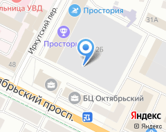Компания ЭлектроТехСервис на карте города
