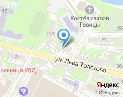Компания Eptex.ru на карте города