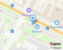 Компания Девчата на карте города