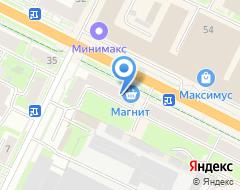 Компания Псковские Оконные системы на карте города
