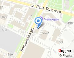 Компания Bitstop на карте города