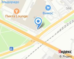Компания МихАВто на карте города
