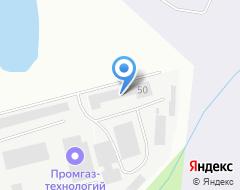 Компания ПМК-5 на карте города
