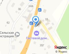 Компания Гостевой дом на карте города