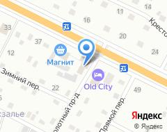 Компания Автосервис на Крестовском на карте города