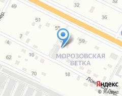 Компания ЛестОК на карте города