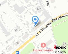Компания ВИМОС на карте города