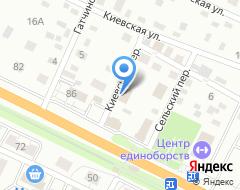 Компания Центр развал-схождения на карте города