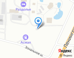 Компания Авто-Русь на карте города