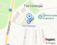 Компания Барыня на карте города