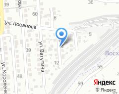Компания Ямаха Мотор на карте города