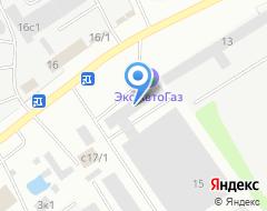 Компания АвтоМега на карте города