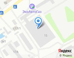 Компания Техкомплект на карте города