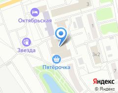 Компания Бизнес Информ на карте города