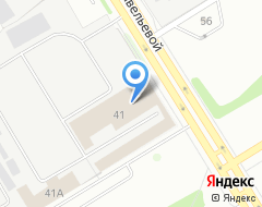 Компания Доркомавто на карте города