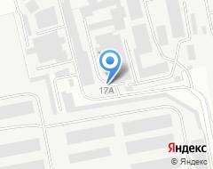 Компания Газель-сервис на карте города
