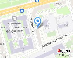 Компания Медиатор на карте города