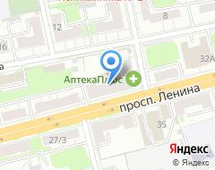 Компания Среднерусский банк Сбербанка России на карте города