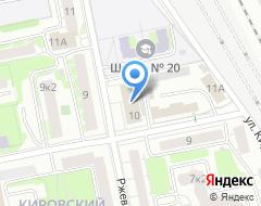 Компания ТверьПрицепСервис на карте города