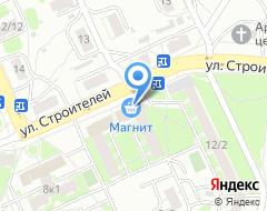 Компания Банкомат на карте города
