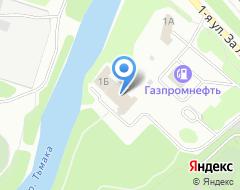 Компания ТЭФКО-Сервис на карте города