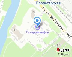 Компания Всероссийское добровольное пожарное общество на карте города