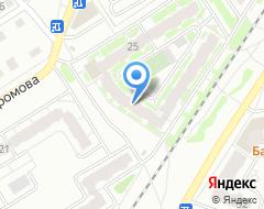 Компания Иномаркет+ на карте города