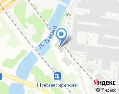 Компания ТверьАвтомеханик на карте города