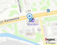 Компания Zip69.ru на карте города