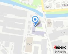 Компания Сервис-Реестр на карте города