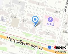 Компания ГАЗ 69 на карте города