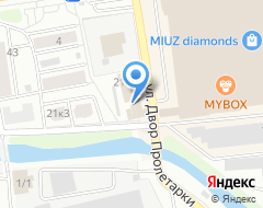Компания ПравоСлавие на карте города