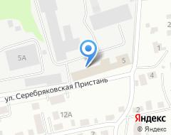 Компания РМС Авто-Тверь на карте города