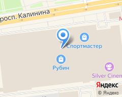 Компания РЕСО-ГАРАНТИЯ на карте города