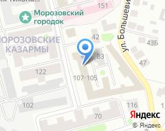 Компания Крантехноремонт на карте города