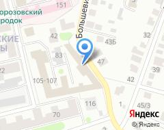 Компания Tver Custom Car на карте города