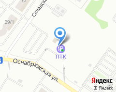 Компания АЗС Петербургская Топливная Компания на карте города