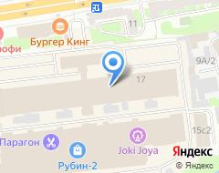 Компания АвтоГоспиталь на карте города