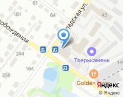 Компания Garage на карте города