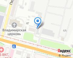 Компания Автосервис кузовного ремонта на карте города