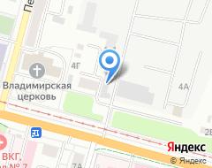 Компания Осипов на карте города