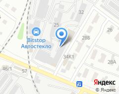 Компания Айбек на карте города
