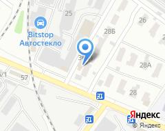 Компания Автобокс на карте города