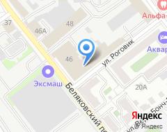 Компания DS AVTO на карте города