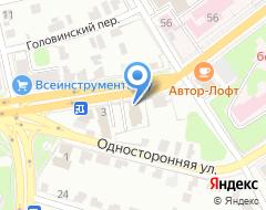 Компания Практика на карте города